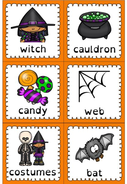 halloween engelska
