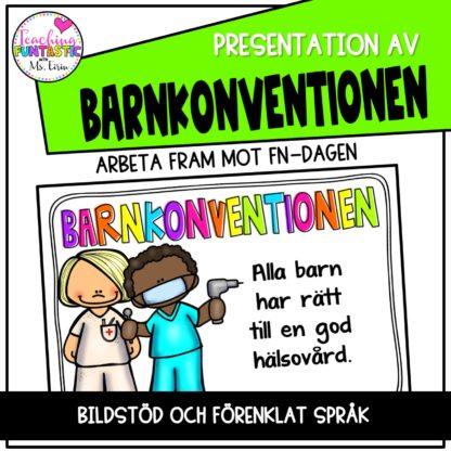 Barnekonventionen FN-dagen