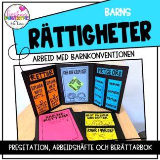 Barnkonventionen och Barns rättigheter