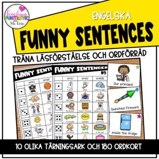 Engelska meningar