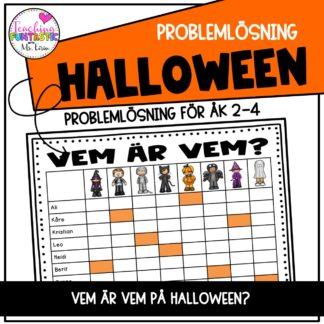 Problemlösning Halloween