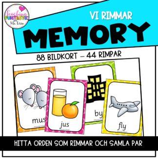 Vi rimmar memory