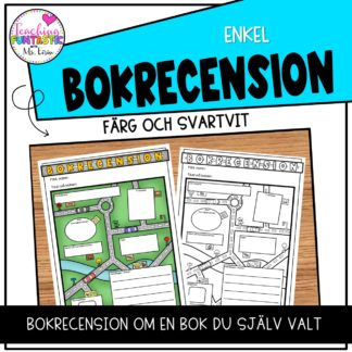 BOKRECENSION