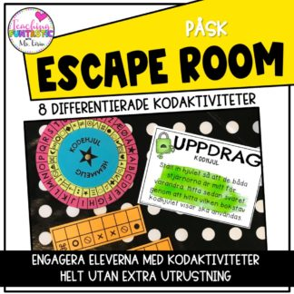 Escape Room Påsk
