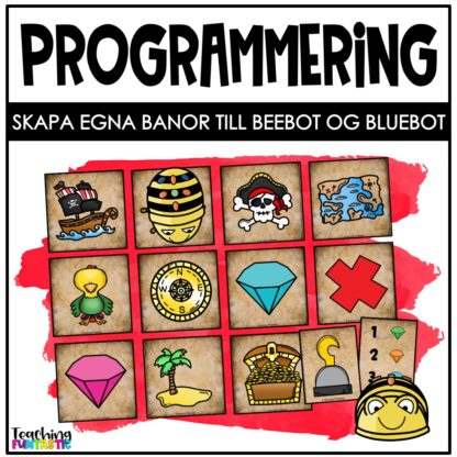 Programmering med beebot