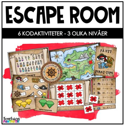 Escape room pirat