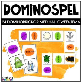 dominospel halloween