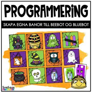 Programmering halloween